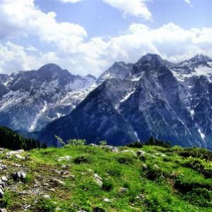 Heaven above the Ridge F #17